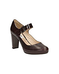 Clarks Kendra Gaby Shoes
