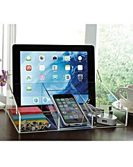Smartphone and Tablet Organiser