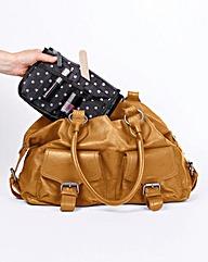Polka Dot Handbag Organiser