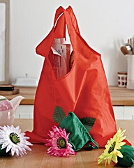 Flower Shopping Bags Set of 3