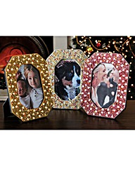 Beaded Photo Frames 6x4