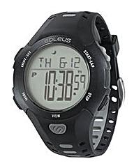 Soleus Contender Fitness Watch Grey