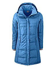 Trespass Rusty Longline Padded Jacket