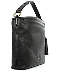 Michael Kors Large Black Leather Bag