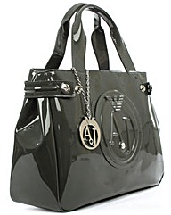 Armani Jeans Diamante Tote Bag