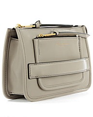Marc Jacobs Taupe Cross Body Bag