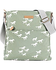 Brakeburn Horses Large Saddle Bag