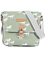 Brakeburn Horses Cross Body Bag