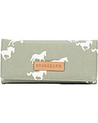 Brakeburn Horses Fold Over Purse