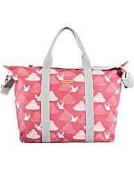 Brakeburn Cranes Overnight Bag