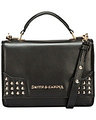Smith & Canova Corner Studded Flapover