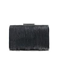 Metallic Textured Clutch Bag