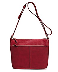 JS by Jane Shilton Victoria-Zip Top Bag