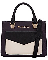 Claudia Canova Envelope Fronted Zip Top