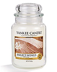 Yankee Candle Angel Wings Large Candle