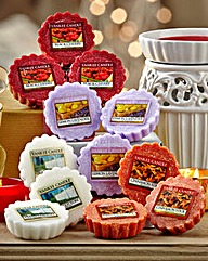 Yankee Candle Bumper Melt Set