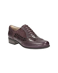 Clarks Hamble Oak Wide Fit