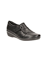 Clarks Everlay Luna Wide Fit