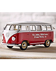 Personalised Camper Van Bus