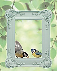 Bird Frame Feeder