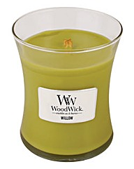 WoodWick Willow Medium Jar