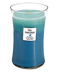 WoodWick Trilogy Gentle Rain Large Jar