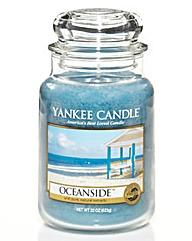 Yankee Candle Treasures Oceanside Large