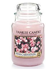Yankee Candle Treasures Pink Carnation
