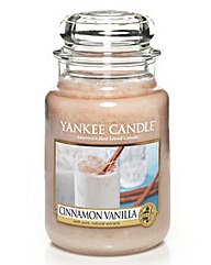 Yankee Candle Treasures Cinnamon Vanilla