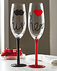 His and Her Flutes