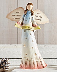 Friends Angel Ornament