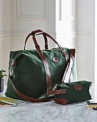 Weekender Bag and Wash Bag Set