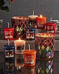 Yankee Candle Harvest Time Votive Set