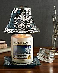 Yankee Candle Season of Peace Set