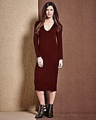 Nutmeg Knitted Dress