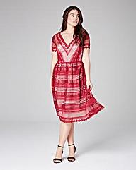 Lovedrobe Crochet Dress