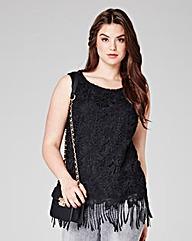 Lovedrobe Crochet Top