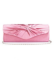 Satin Roll Top Occasion Bag