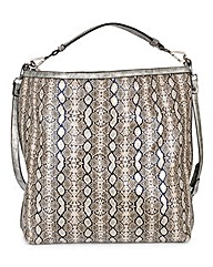 Cushion Walk Shoulder Bag