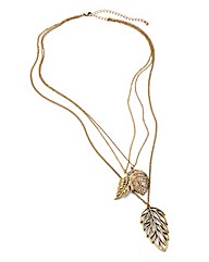 Long Leaf Pendant