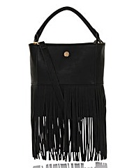 Little Mistress Fringe Shoulder Bag