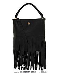 Little Mistress Fringe Shoulder Bag