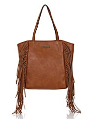 Little Mistress Fringe Hobo Bag