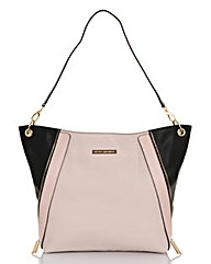 Little Mistress Large Colour Block Tote