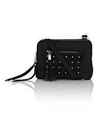 Little Mistress Studded Across Body Bag