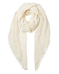 Pieces Tami Square Scarf