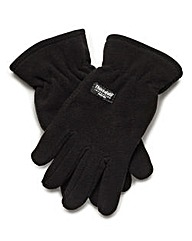 Thinsulate Lined Fleece Gloves