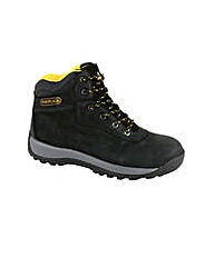 Panoply Black Safety Boot