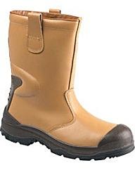Globe Trotter Rigger Boot