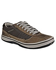 Skechers Mens Lace Up Trainers